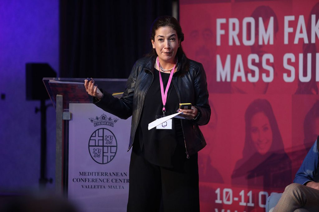Abeer AlNajjar on 'The Journalism We Need in the Post-truth Arab Society'