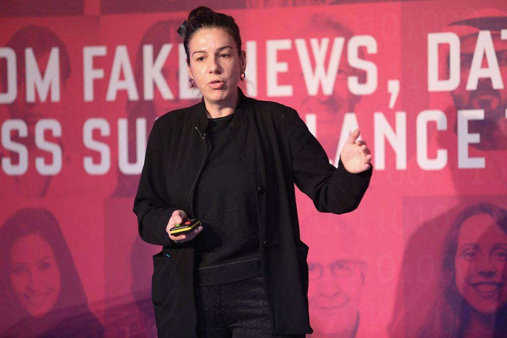 Athina Karatzogianni on 'Leaktivism, Disinformation Architectures, and Ideological Polarisation on Digital Networks'