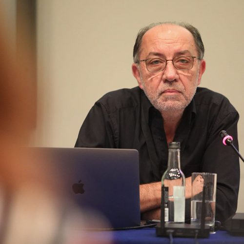 Vince Briffa, University of Malta
