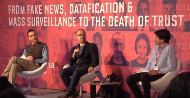 Panel #1: Media, Journalism & Fake News + Q&A
