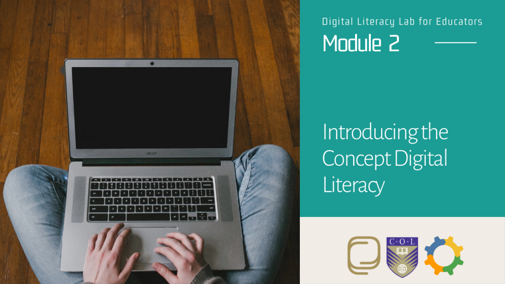 10. Introducing the Concept Digital Literacy