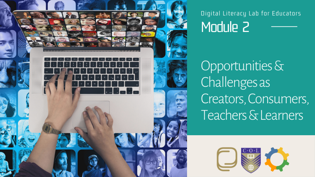 14. Opportunities and Challenges as Creators, Consumers, Teachers & Learners