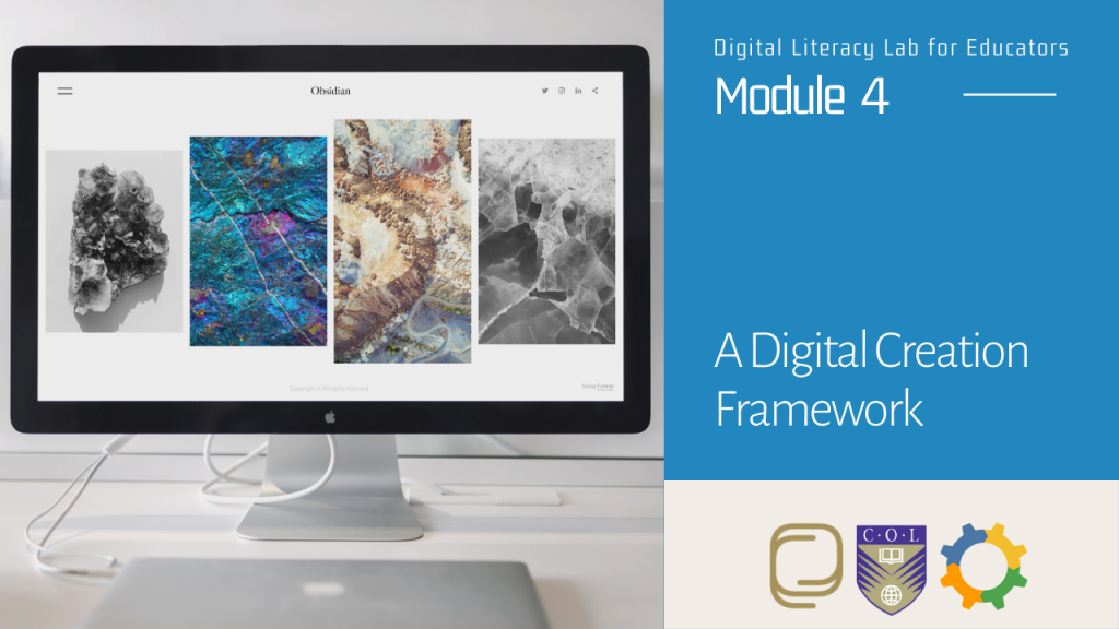 21. A Digital Creation Framework