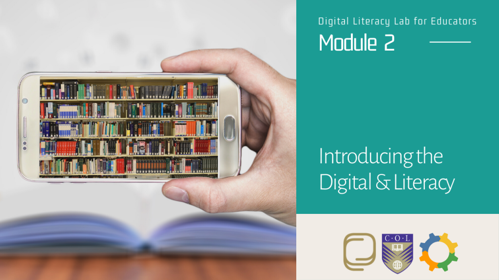 3. Introducing the Digital & Literacy