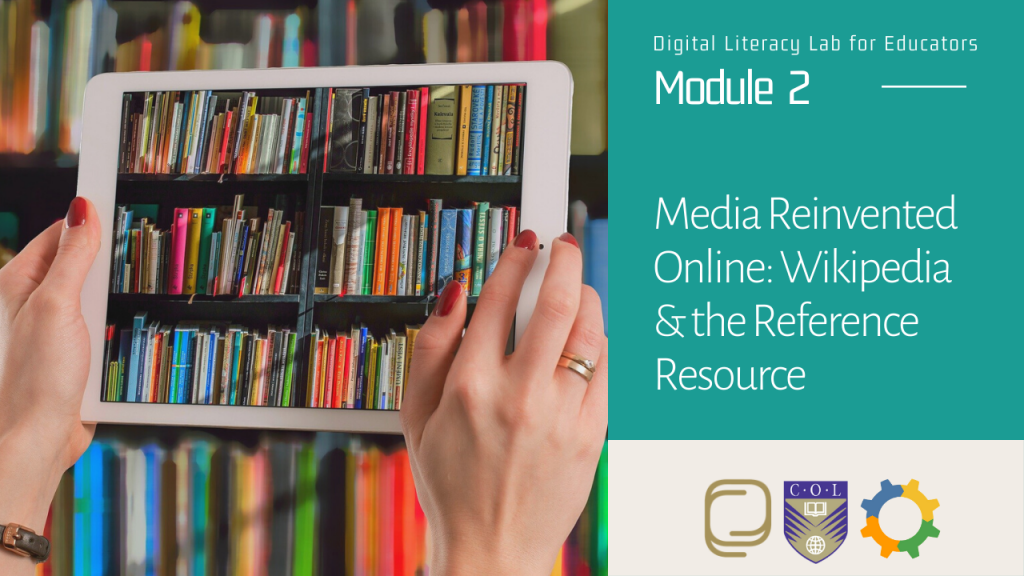 7. Media Reinvented Online: Wikipedia and the Reference Resource