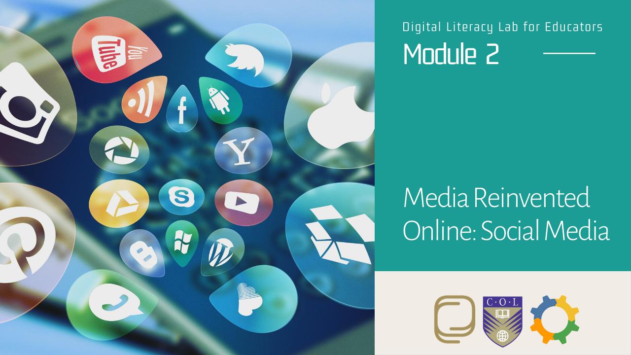9. Media Invented Online: Social Media