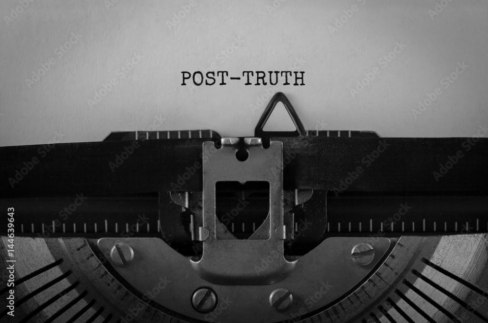 Education, Media, and Technology in a Post-Truth World: An Analysis